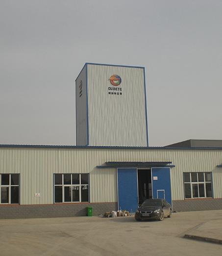 承建时产10吨粉料生产线